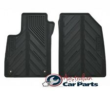 HOLDEN TRAX Floor Mats Rubber Brand New Genuine All Weather 2013-2015 95154516