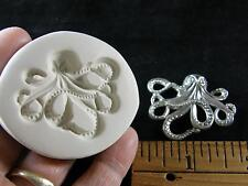 Octopus Polymer Clay Mold Medium (#MD1390)