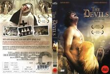 The Devils (1971) - Ken Russell, Vanessa Redgrave, Oliver Reed  DVD NEW