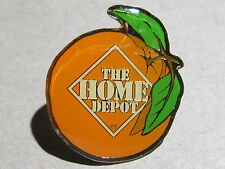 New Home Depot orange Lapel Pin