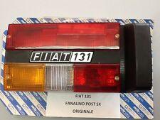 FIAT 131 ABARTH RACING FANALINO  POSTERIORE  SINISTRO  COMPLETO  ORIGINALE