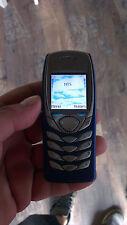 Nokia 6100 - Dark Blue (Unlocked) Cellular Phone