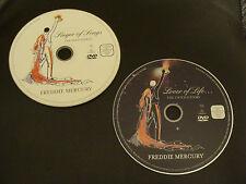 Bare DVDs: Freddie Mercury Lover Of Life Singer   2DVDs