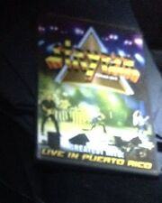 Stryper- Greatest Hits Live in Puerto Rico DVD - FAST SHIPPING
