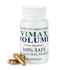 Vimax Volume Pills Semen Enhancer Plus Increase Sex Drive Male Climax Volumizer