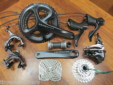 SHIMANO ULTEGRA 6800 172.5 50/34 11-28 GROUP GROUPPO  BUILD KIT 11 SPEED DOUBLE