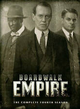 Boardwalk Empire: The Complete Fourth 4th 4 Season (DVD, 2014, 5-Disc Set) NEW