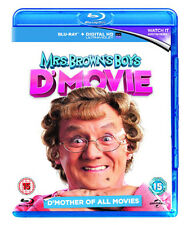 Mrs. Brown's Boys D'Movie NEW Cult Blu-Ray Disc Ben Kellett Brendan O'Carroll