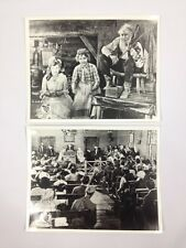 LOT OF 2 RARE MARY PICKFORD Heart o' the Hills 1919 8x10 PHOTOS PICTURES