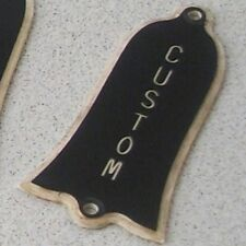 "Aged TRC Truss Rod Cover ""Custom"" Montreux Time Machine fits to Les Paul ®"