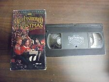 "USED VHS  Movie ""Old Fashion Christmas""   (G)"