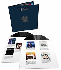 "Queen ""greatest hits II"" 180gr heavyweight Vinyl 2LP + MP3 NEU Re-Issue 2016"