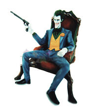 Batman Joker on Throne 1/8 Figure Vinyl Model Kit
