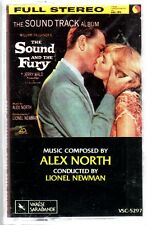 THE SOUND AND THE FURY / Sound Track ** Sealed Cassette (1990)