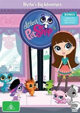 Littlest Pet Shop: Blythe's Big Adventure DVD NEW
