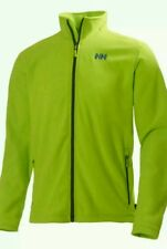 HELLY HANSEN -Mens Lime Daybreaker Fleece Jacket Size:Large BNWT