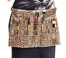 SHANY Urban Gal Collection Leopard Pro Cosmetics Brush Holder/Apron/Organizer
