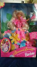 VINTAGE 1996 MATTEL BLOSSOM BEAUTY BARBIE DOLL #17032 NRFB
