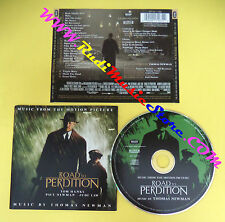 CD SOUNDTRACK Thomas Newman Road To Perdition 017 167-2 DH no lp dvd vhs(OST3)