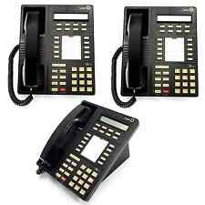 Lucent 8410D Definity 10-Line Phones QTY 3 Handset & Cord 8410D01B Used_280-02x3
