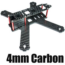 Lisam LS-210 210mm Carbon Frame in 4mm - FPV Race Qav210 Zmr250