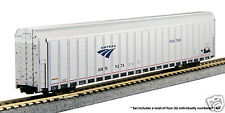 "Kato N Autorack Amtrak ""Autotrain"" 4-Car Set #2 106-5502"