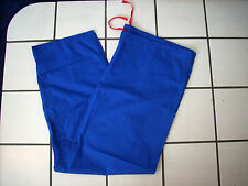 Dickies Scrubs Pants Medical Uniform Size XL Blue New with stitched Tag!
