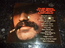 THE BIG THE BAD & THE LONELY - 1971 UK 12-track Vinyl LP