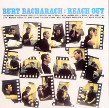 Reach Out by Burt Bacharach (CD, Apr-1995, Rebound Records)