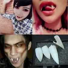 4PCS Popular Vampire Fangs Tooth Halloween Fancy Dress Costume Accessory FT new