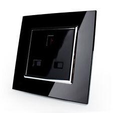 UK Crystal Glass Socket 230V - for Touch Livolo Light Switch - EU seller!