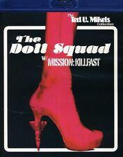 Doll Squad/Mission-Killfast (2013, Blu-ray NEW)