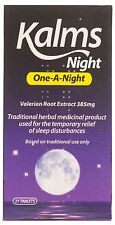 KALMS NIGHT ONE-A-NIGHT - 21 TABLETS