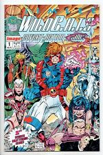 Wildcats Covert Action Teams #1 - (Image, 1992) - VF/NM