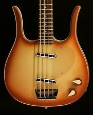 Danelectro Longhorn Bass Copperburst