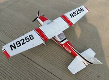 55in EPO Foam 6CH Cessna 182 RC Electric Scale Trainer Airplane Kit w/ Flaps