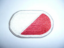 US ARMY BASIC PARACHUTE WINGS COTH BACKING OVAL.7