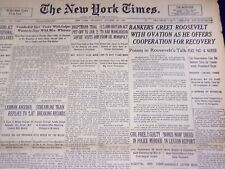 1934 OCT 25 NEW YORK TIMES - HAUPTMANN TRIAL PUT OFF TO JAN 2 - NT 1627