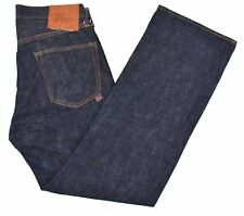 PRPS Made in JAPAN Purple Line Selvedge Indigo Denim Jeans 30 x 30