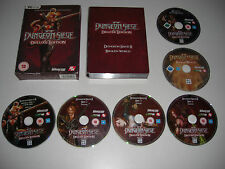 Dungeon Siege II Deluxe Edition PC CD ROM NMP murió 2 Inc roto expansión mundial