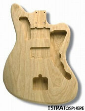 NEW Fender Lic Jazzmaster BODY Guitar Natural Ash Unfinished JZMAO