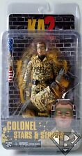 "COLONEL STARS & STRIPES (UNHOODED) Kick Ass 2 Movie 7"" Figure Series 2 Neca 2014"