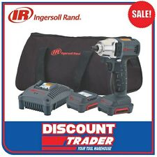 "Ingersoll Rand Lithium-Ion Cordless 12V 3/8"" Impact Wrench Kit W1130AN W1130-K2"