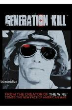 GENERATION KILL COMPLETE HBO SERIES - NEW & SEALED