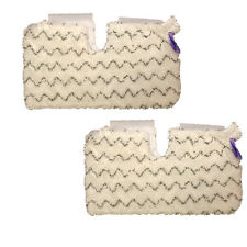 2X Microfiber Replacement Pads for Shark Steam Pocket S3501 S3601 S3801S3901