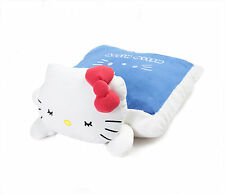 Sanrio Hello Kitty Rolling Travel Head Body Arm Pillow Cushion: Sleepy