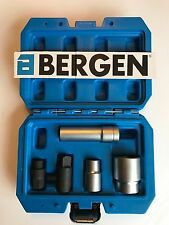 BERGEN Tools 5pc Socket Set For Bosch Fuel Injection Pumps, Pump NEW 5850