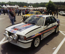 Opel Ascona B 400 - Gruppe B - Homologation - Rally Racing Racing Motorsport