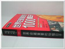 Chinese Book 中文书 《世界史最重要的1000个日子》台湾 繁体 知识之门 晨星出版 全彩色(FREE Postage)special offer