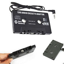 Car Cassette Adapter Tape Audio Music Converter for Phone iPod MP3 Jack AUX UK